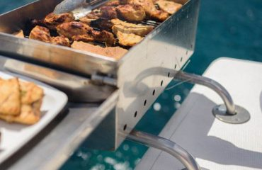 On board Grill