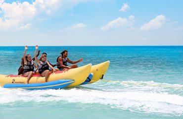 bim_family_riding_a_banana_boat